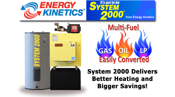 System 2000 by Energy Kinetics