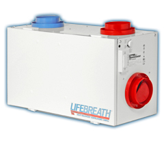 Lifebreath Heat Recovery Ventilator (HRV)